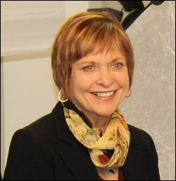 photo of Dr. Jane Squires