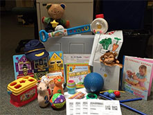 The extent to which families use the kits appears to be connected to how often they're promoted during story times. You want the kits circulating—not just sitting in the library!