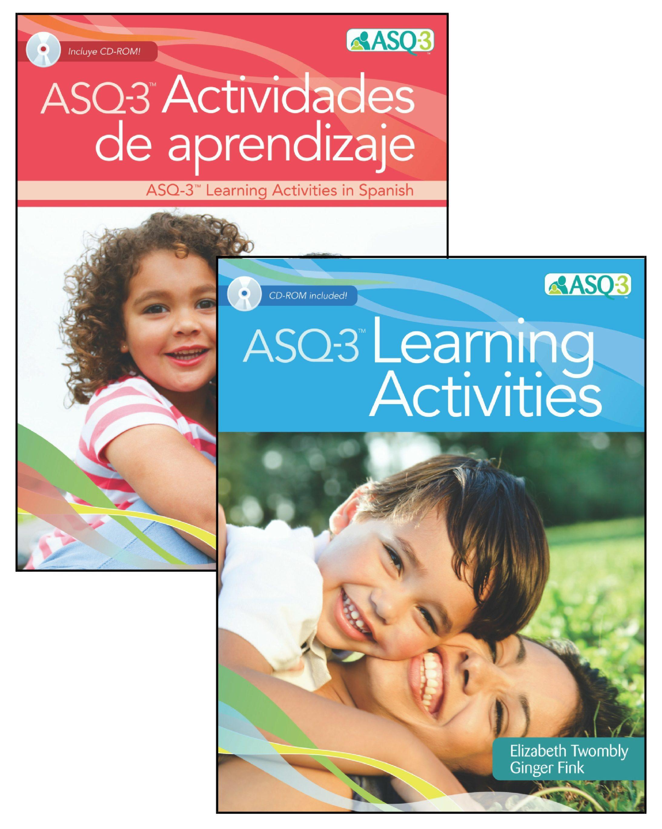ASQ-3 Learning Activities and ASQ-3 Actividades de aprendizaje