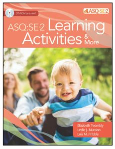 ASQ-SE-2 Learning Activities & More