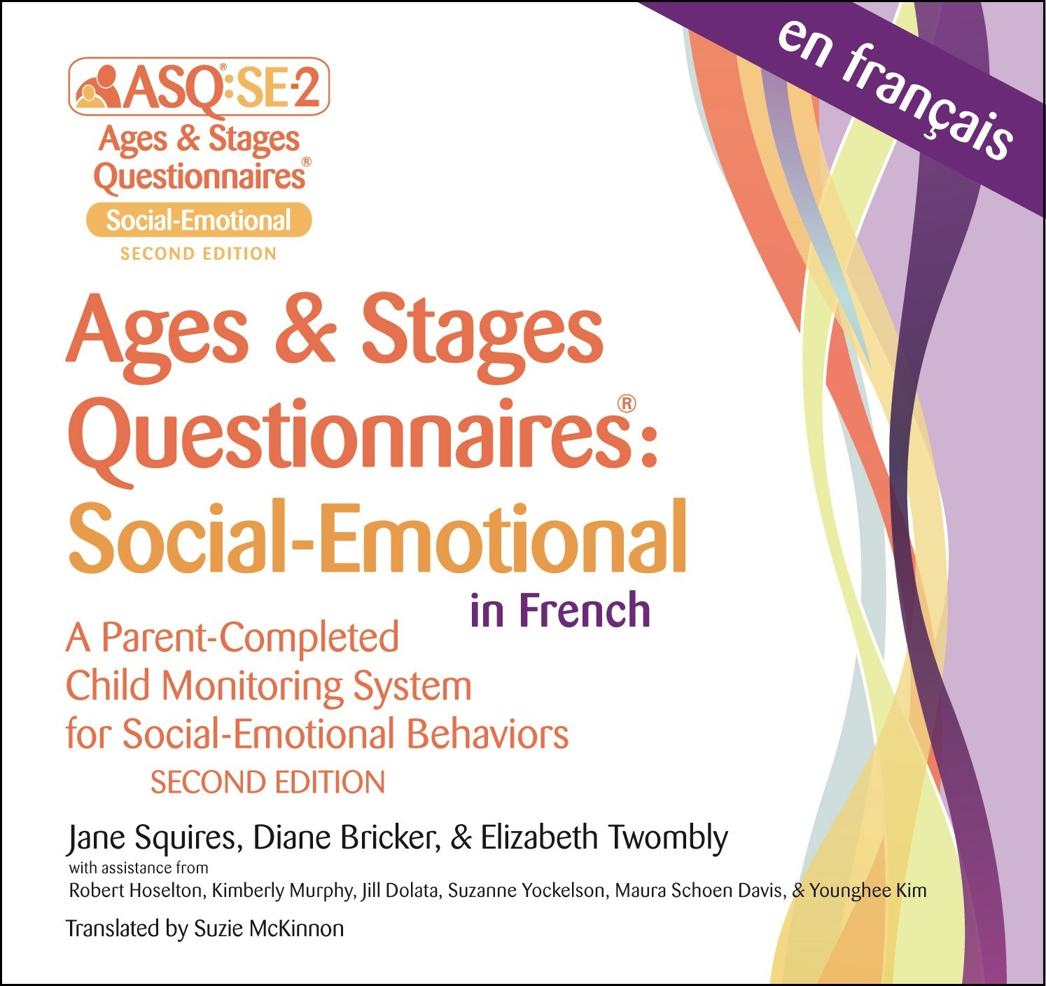 ASQ:SE-2 - Ages and Stages