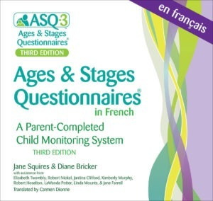 ASQ-3 - Ages and Stages